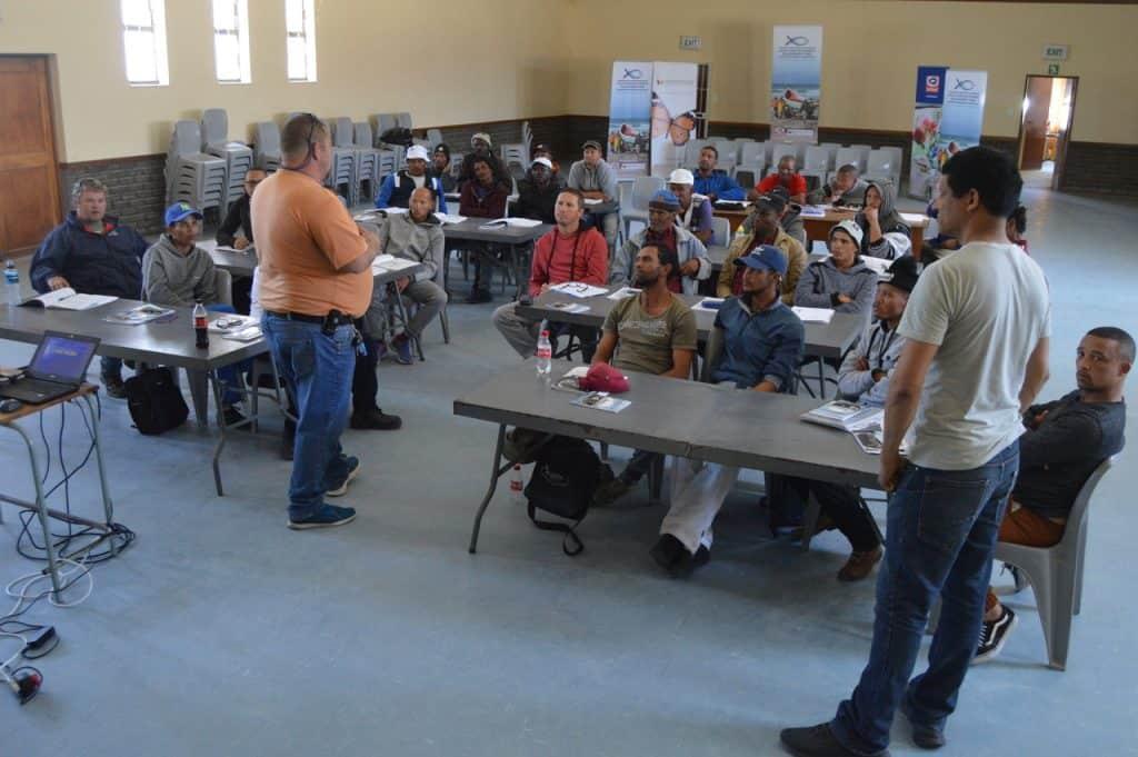 Fisheries Fund_Skippers Training